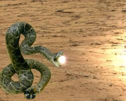 Las Serpientes Matharles (experiment) by Jakeukalane