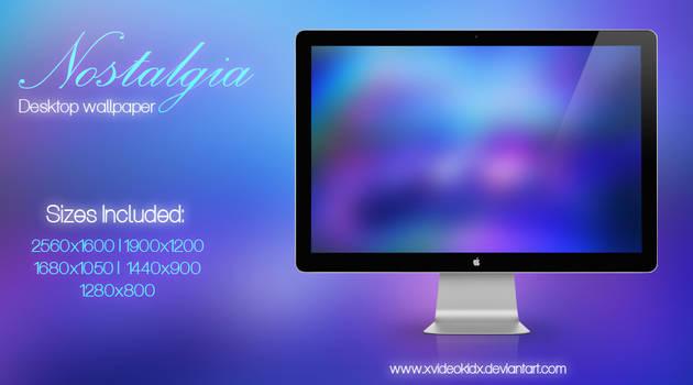 Nostalgia Desktop by XvideokidX
