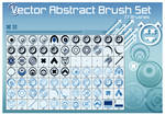 Vector Abstract Brushes Vol.1