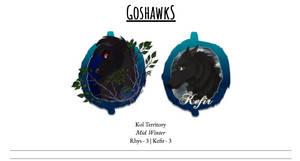 Goshawks [RP]