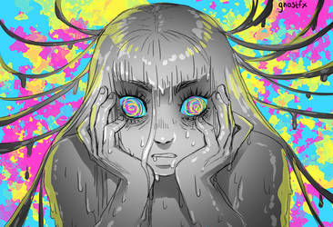 Sensory Overload by GhostlyStatic