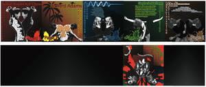 Airguitar CD Booklet