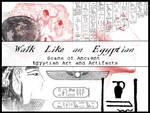 Brushes- Walk Like an Egyptian