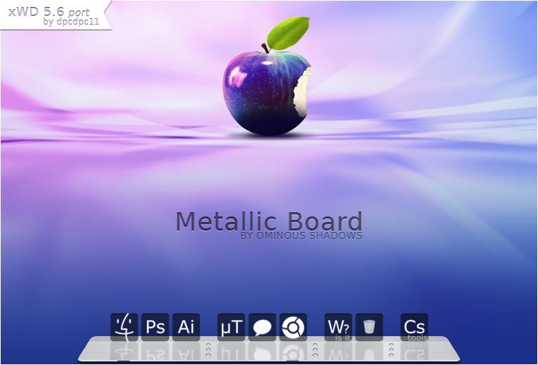 Metallic Board xWD 5.6 port by dpcdpc11