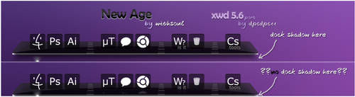 New Age for xwd5.6 port