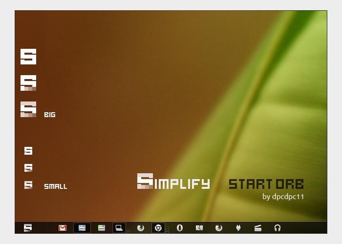 Simplify start Orb