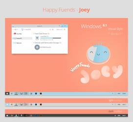Happy Fuends: Joey for Windows 8.1 by dpcdpc11
