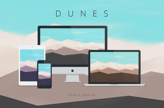 DUNES Wallpaper