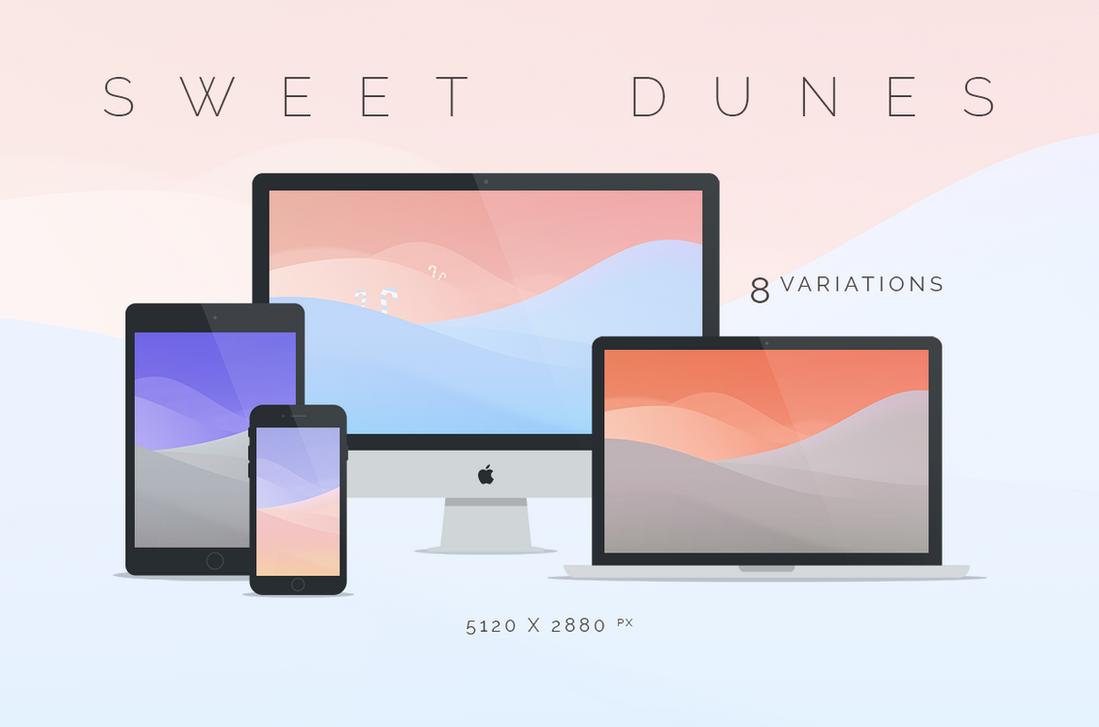 Sweet Dunes Wallpaper 5120x2880px by dpcdpc11