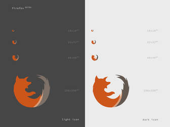 Firefox Retro Icon by dpcdpc11