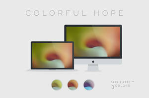 Colorful Hope Wallpaper 5120x2880px by dpcdpc11