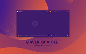 Maverick Violet for PotPlayer