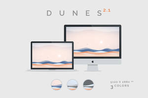 Dunes 2.1 Wallpaper 5120x2880px by dpcdpc11