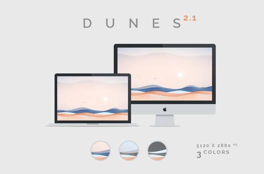Dunes 2.1 Wallpaper 5120x2880px