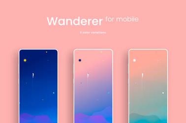 Wanderer Mobile Wallpaper