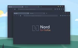 Nord - Firefox Theme