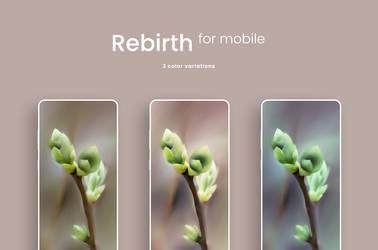Rebirth Mobile Wallpaper
