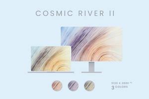 Cosmic River II Wallpaper Pack 5120x2880