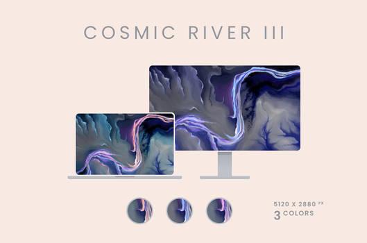 Cosmic River III Wallpaper Pack 5120x2880