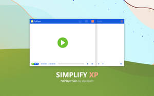 Simplify XP for PotPlayer