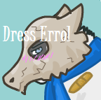 Dress Errol by Chocolate-Pikachu