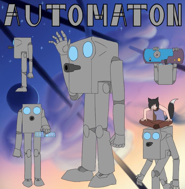 Automaton: Angel Zone Ref