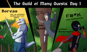Guild Quest, Day 1