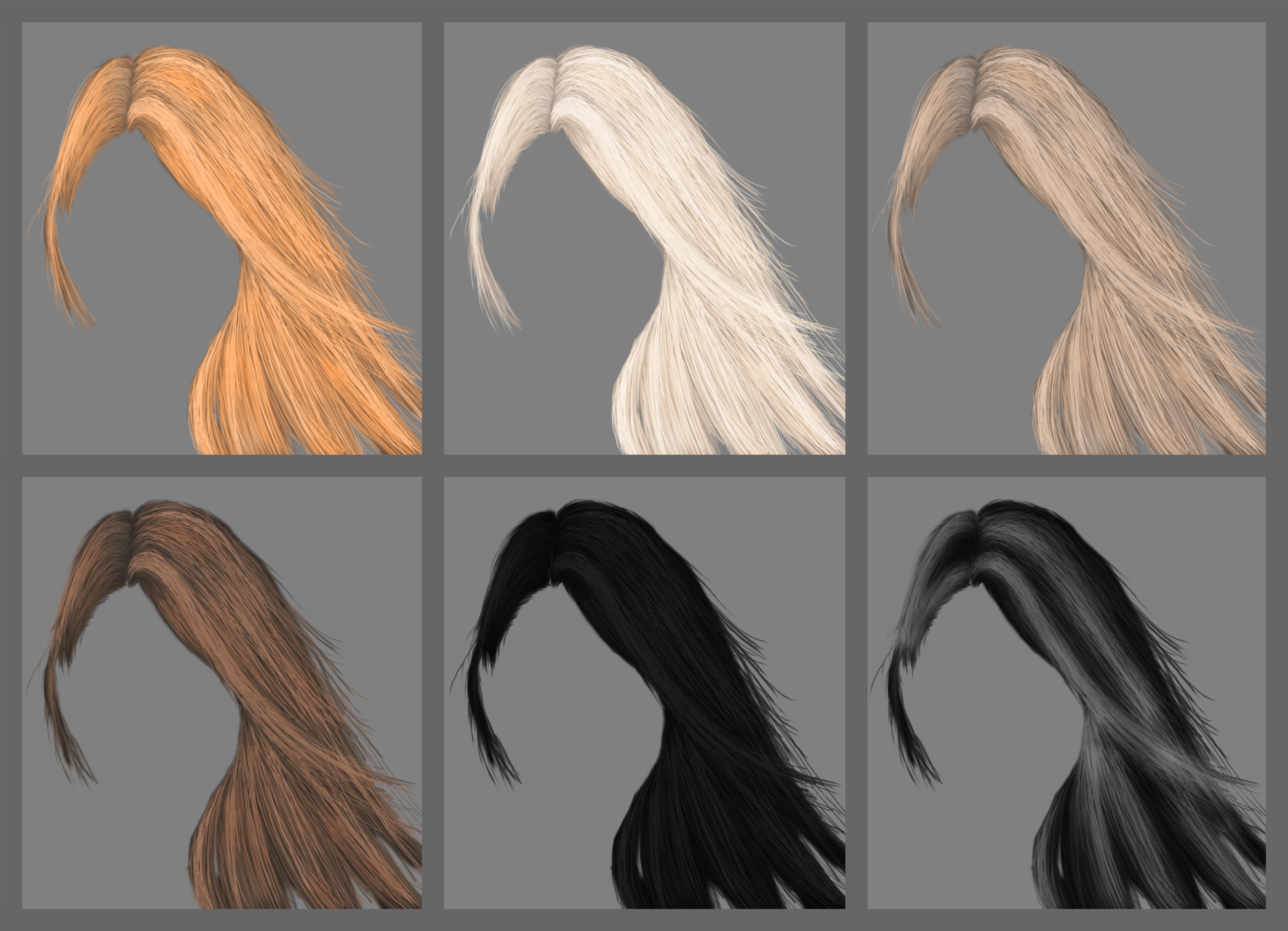 Hair Stocks 03