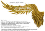 Wings of Splendor - Golden
