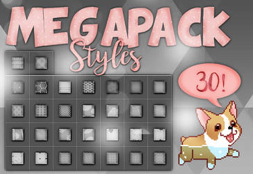 MEGAPACK STYLES [FREE] by HeartBumbps