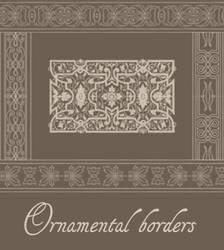 Ornamental borders by GabriellaSperanza