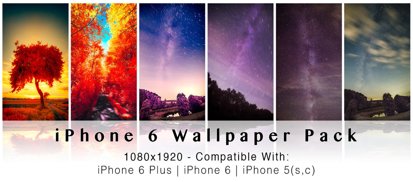 IPhone 6 (Plus) Wallpaper Pack By MyINQI On DeviantArt