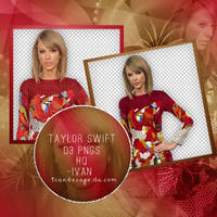 Pack png // Taylor Swift by ICantScape