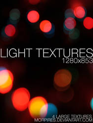 Light Textures 5 | Bokeh by Morpires