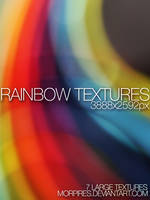 Light Textures 7   rainbow by Morpires