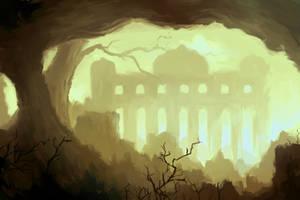 ruins by TTMarvinTT