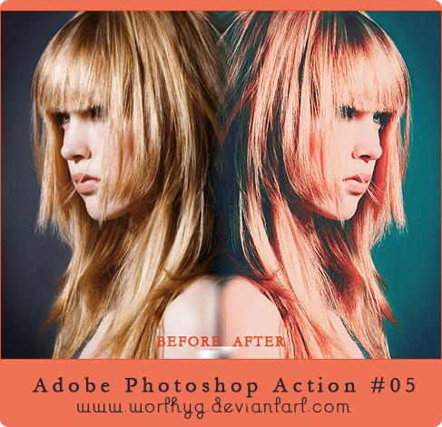 Photoshop Action 05