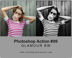 Adobe Photoshop Action 09