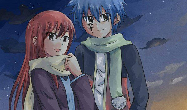 Erza and Jellal Fanfiction II- Goodbye Fairy Tail by Erza ...