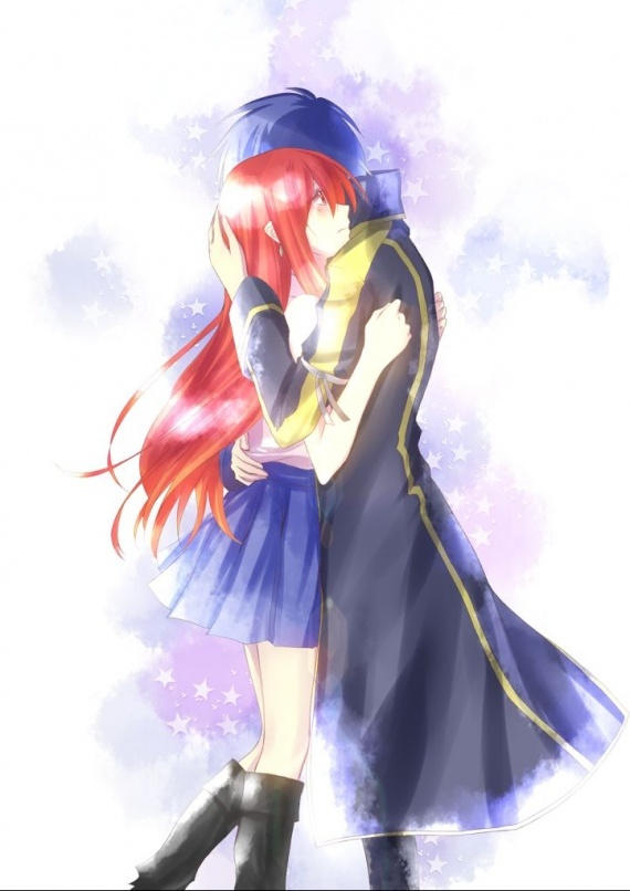 Erza and Jellal Fanfiction IV- Epic? by Erza-1703 on ...