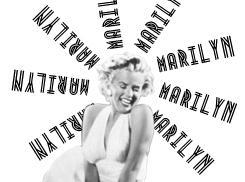 Marilyn Magic: Splash Page