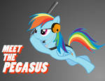 Meet the Pegasus