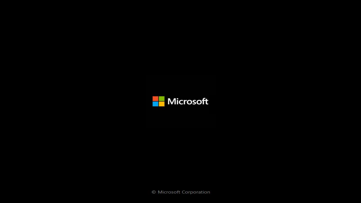 bootscreen microsoft minimal by foxone527 on deviantart