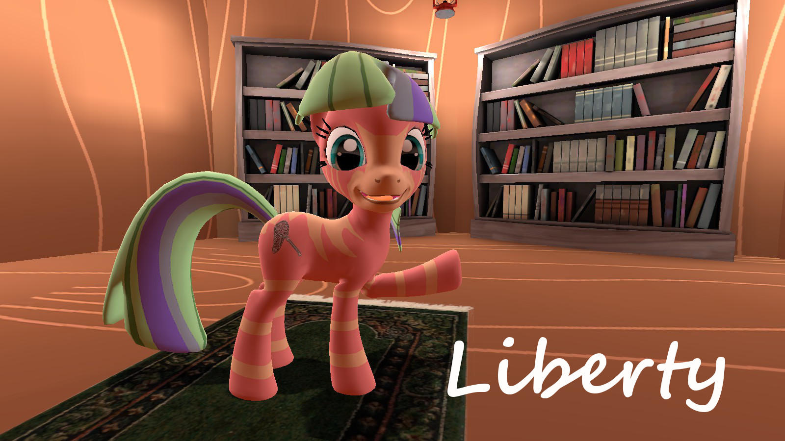 Liberty DL Link by mRcracer