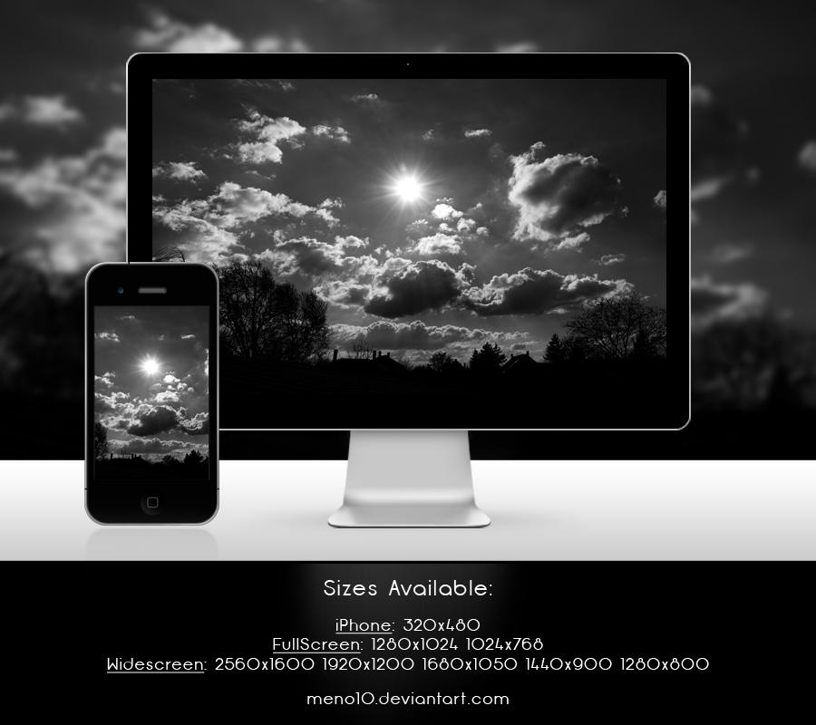 Kecel skies II wallpaper pack by NorbertKocsis