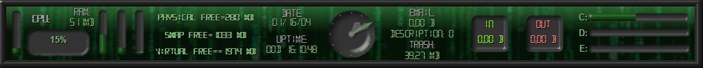 My Matrix Barre
