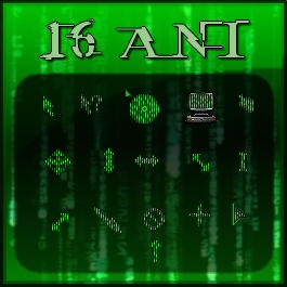 My Matrix ani by Xav73