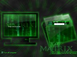 My Matrix 2 A-logonxp by Xav73