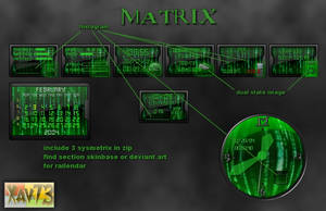 My Matrix 2 -3 sysmetrix by Xav73