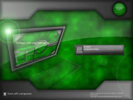 R-Grille Green by Xav73